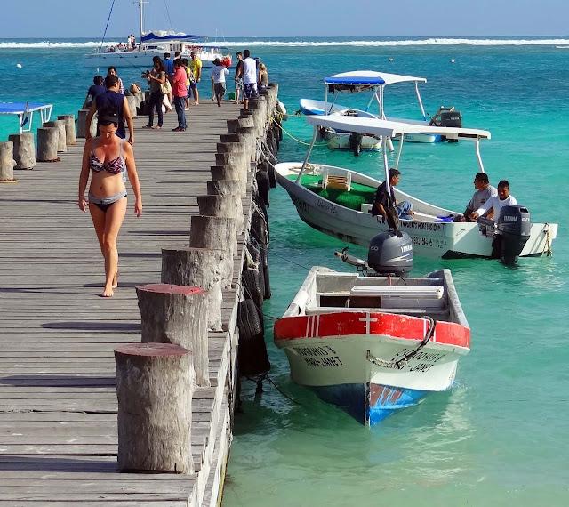 Joe 39 s retirement blog goodbye puerto morelos quintana for Puerto morelos fishing