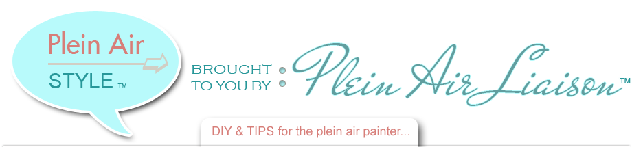Plein Air Style | Plein Air Liaison DIY