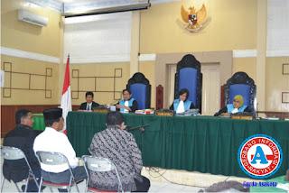 Kaffani dan Najib Beri Kesaksian di PTUN Mataram
