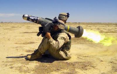Rudal anti tank Javelin