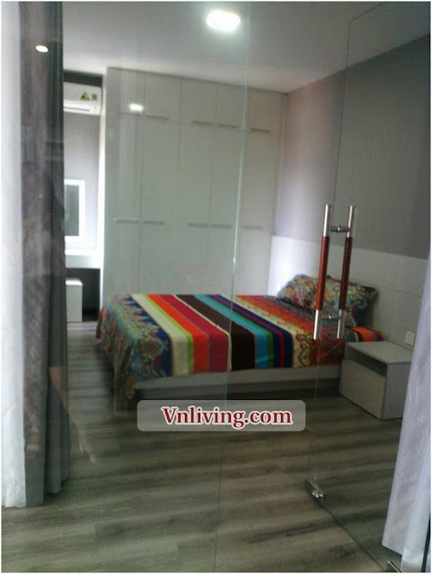 Sunrise City 2 bedrooms apartment for rent in District 7 furnished