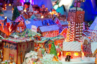 gingerbread city norway