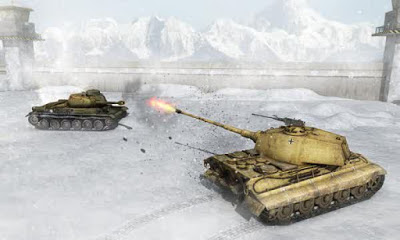 Tank Fury Blitz 2016 v1.0 Mod Apk-screenshot-2
