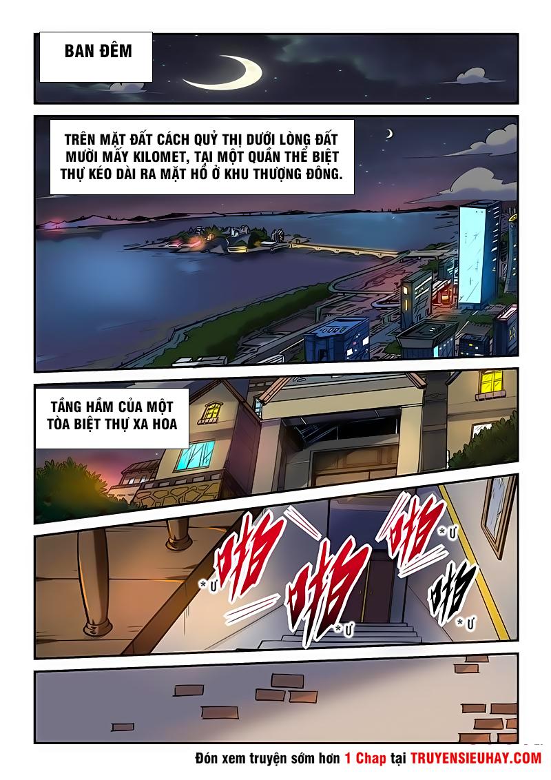 Tu Chân Tứ Vạn Niên: Chap 45 page 8 - truyenpub.com