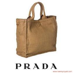 Princess Mette-Marit Style  PRADA Handbags