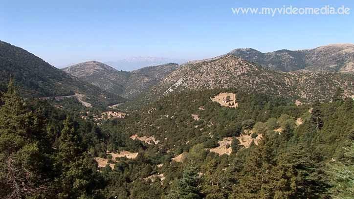 Parnonas Peloponnese
