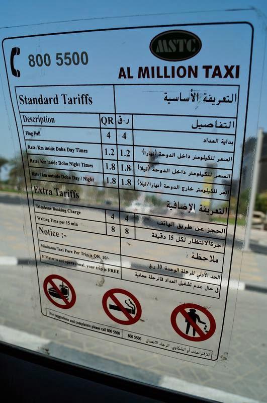 taxi doha, taxi qatar