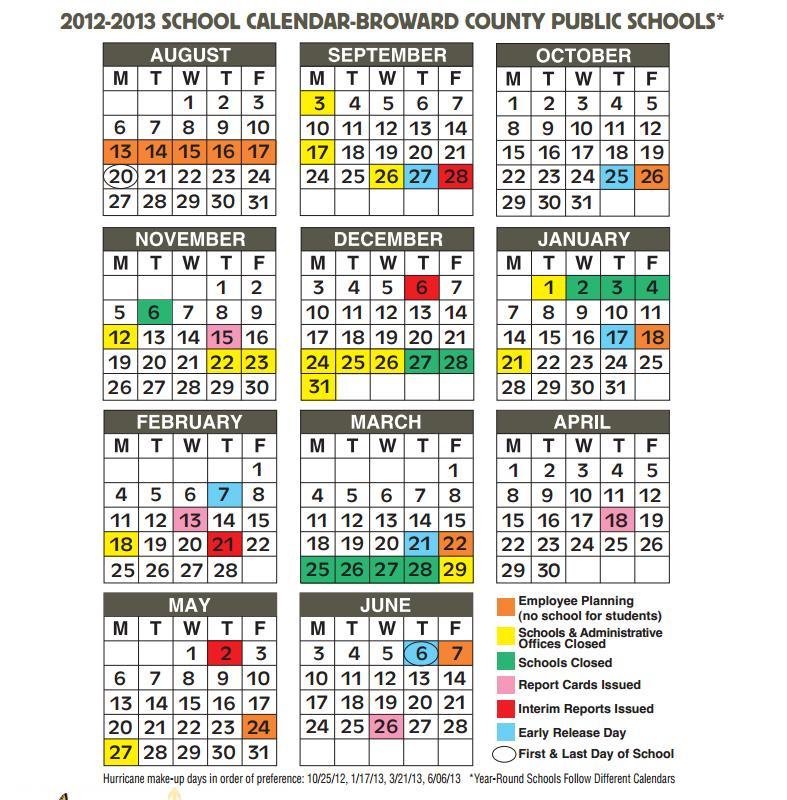 "School Calendar 2016 Broward : Search results for ""moon charts in broward county"