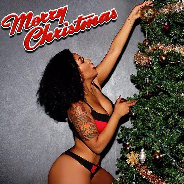 K. Michelle - Santa Baby