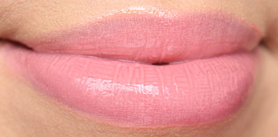 NYX Apple Strudel Butter Gloss Swatch