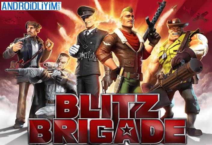 Blitz Brigade Çevrimiçi FPS Android Hile MOD APK - androidliyim.com