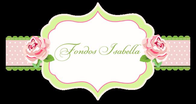 Fondos para Blog Isabella
