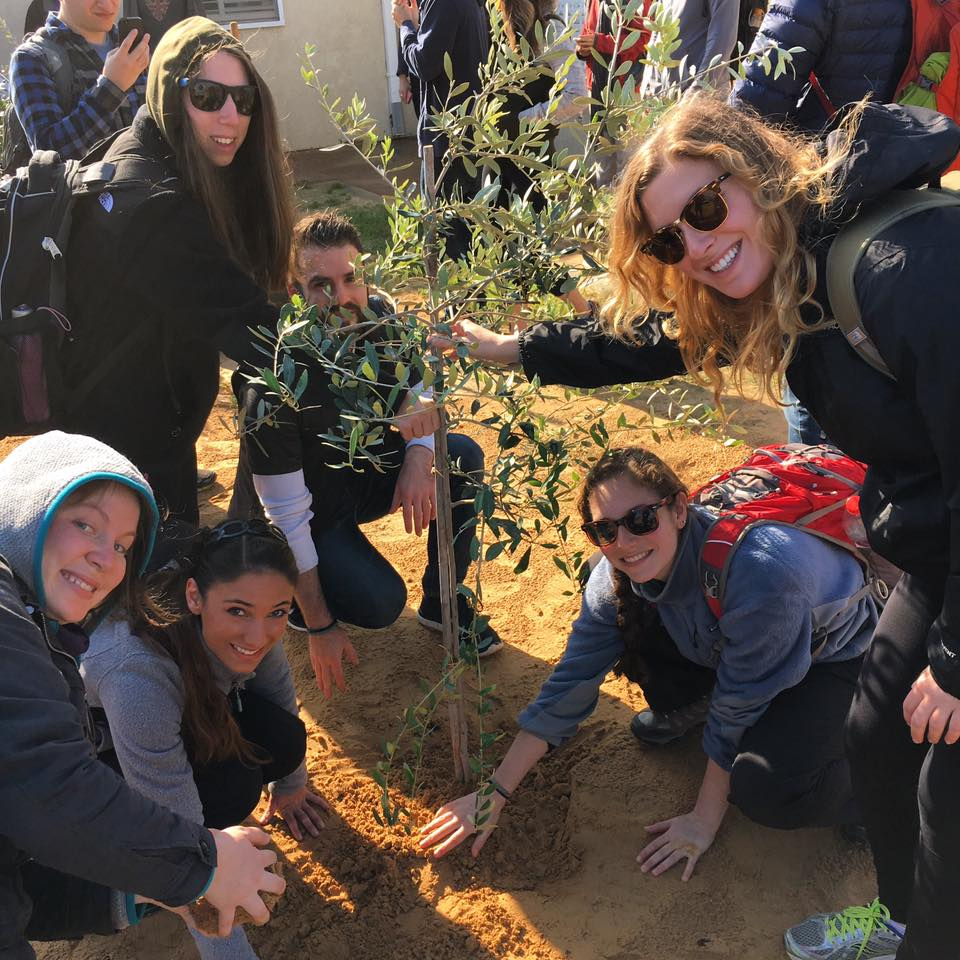 Jnf impact 1000 strong in israel jnfuture goes hands on to make one of the trips jnfs first ever jnfuture volunteer mission to israel this winter saw 33 jnfuture members successfully raise 67000 before volunteering malvernweather Images