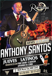 Anthony Santos @Rumbass, NYC
