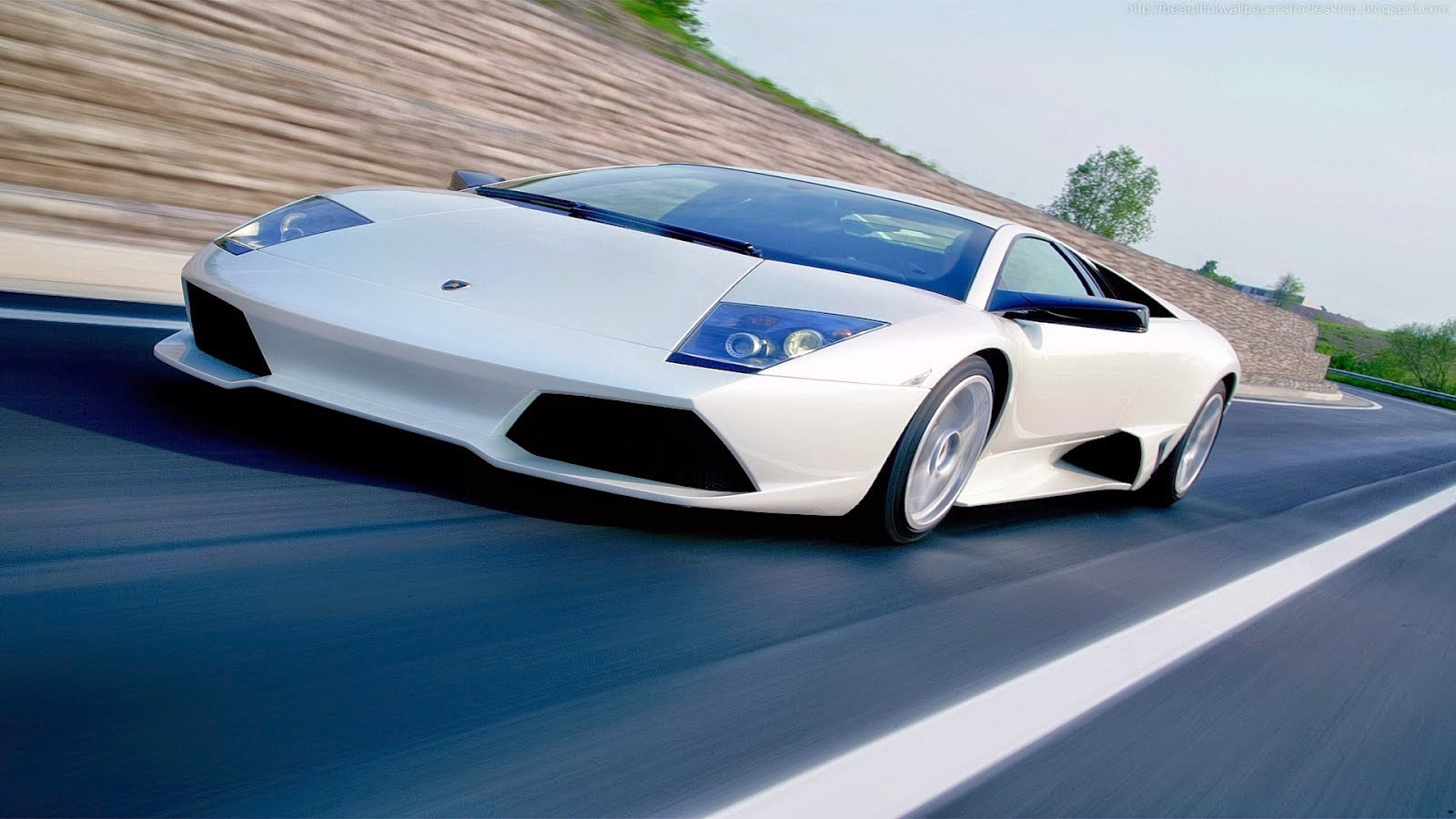 Beautiful White Cars Wallpapers Desktop