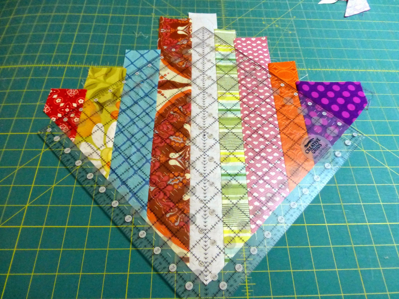 Learn the Basics of Strip Piecing a Patchwork Quilt