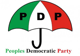 Party's national leader defects to PDP