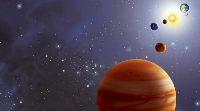 5 Planet Sejajar