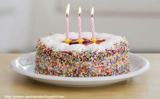 Meilleurs voeux pour votre anniversaire