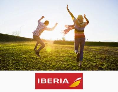 Iberia nuevo spot Perseguir el sol