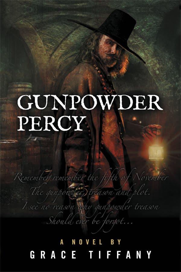 A Novel about the Gunpowder Plot