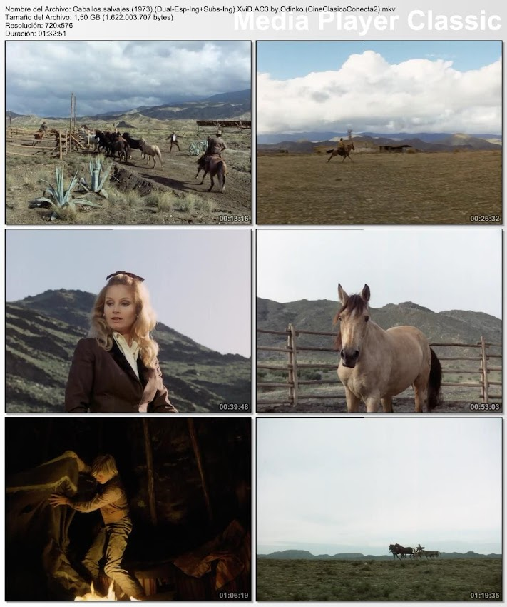 Imagenes de la película: Caballos salvajes (Chino) | 1973 | Valdez, il mezzosangue (Chino)