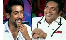 Neengalum Vellalam Oru Kodi ,Season 2 ,Episode 69, 25th June 2013, Watch Online NVOK, 25.06.2013, Prakash Raj