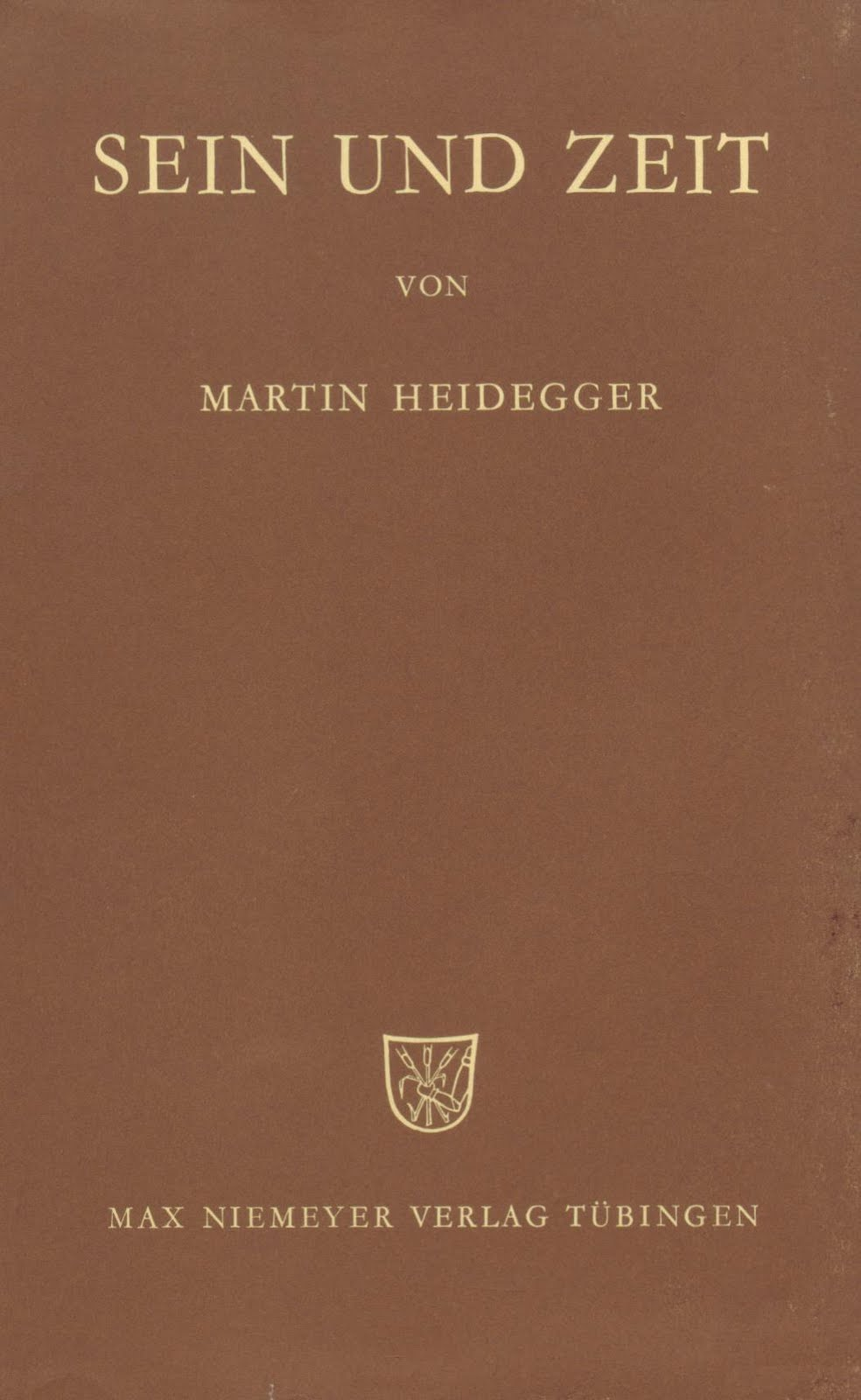 the connection between being and the nothing in martin heideggers philosophy Martin heidegger and daseinanalysis we are born in to the world alone and with nothing we are never without a connection to the world our being extends out.