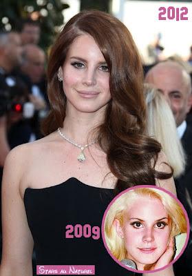 Lana de Rey Cannes 2012