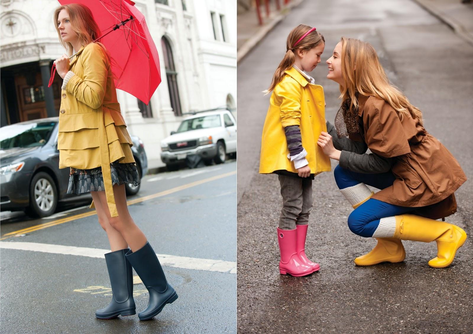 Дети в кроксах фото