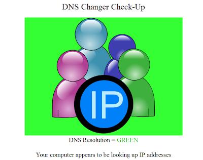 Cara Menanggulangi dan Mengatasi Komputer dari Virus Trojan DNS Changer 9 July