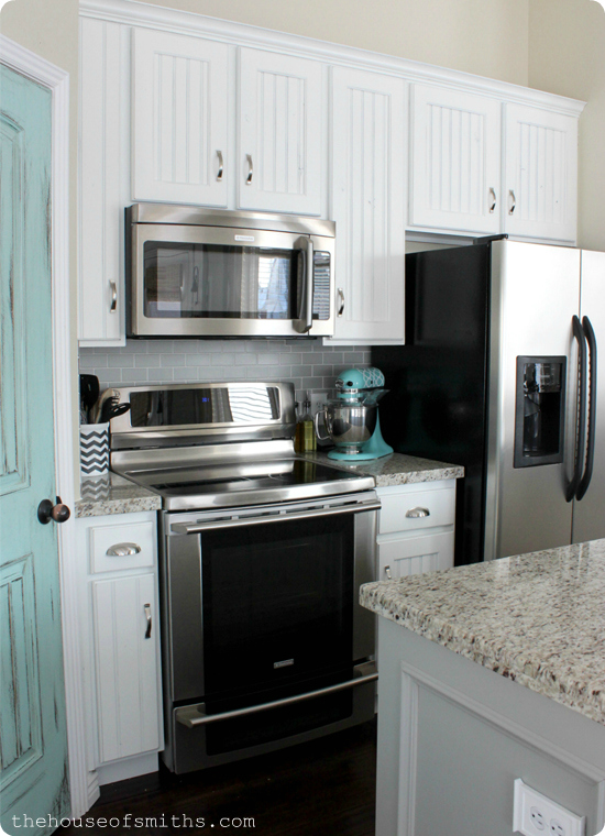 Kitchen Re Style Part 4  Cabinets & Backsplash