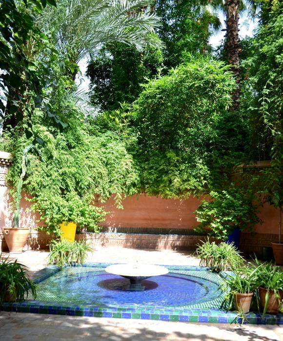 A diary of lovely jardin majorelle for Jardin majorelle