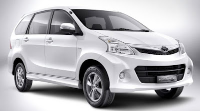 Toyota All New Avanza Veloz