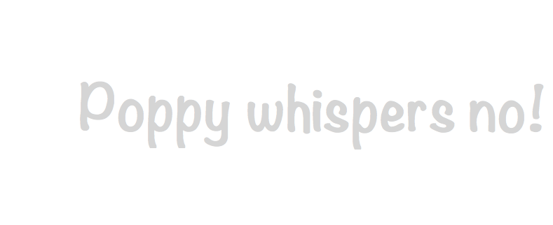 Poppy Whispers No