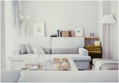 Salas peque as con encanto salas y comedores decoracion - Imagenes de salones de casas ...
