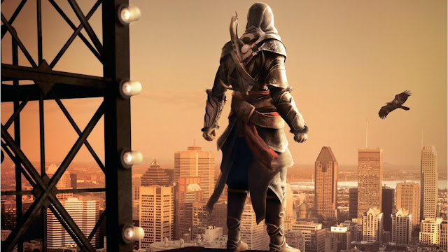 Assacian creed 3 HD Wallpaper