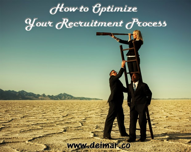 How-to Optimize Your Recruitment Process
