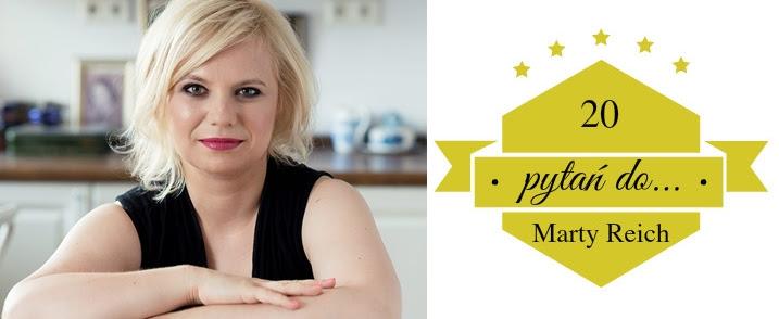 Wywiad z Martą Reich, autorką książki Morderstwo i cała reszta.