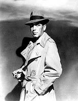 Humphrey De Forest Bogart Trench Coat gabardina casablanca