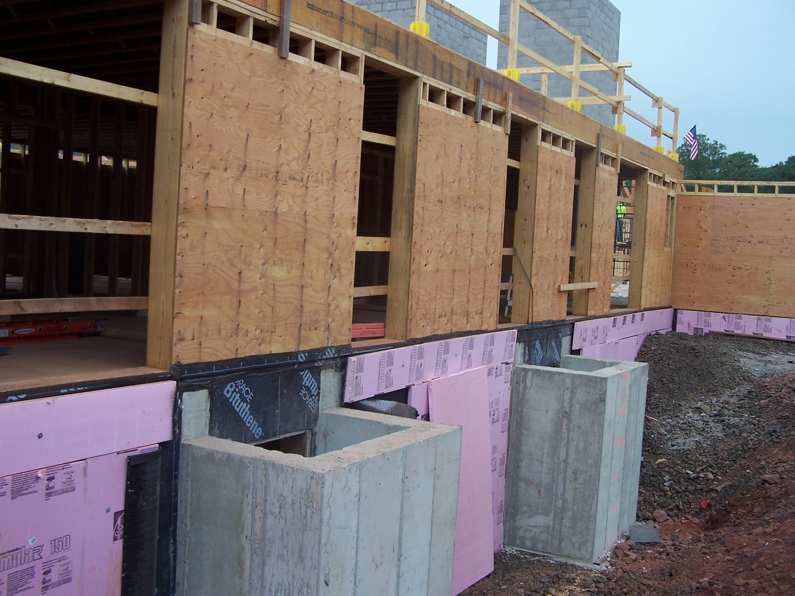 Sustainable building construction kec week 26 for Exterior sheathing options