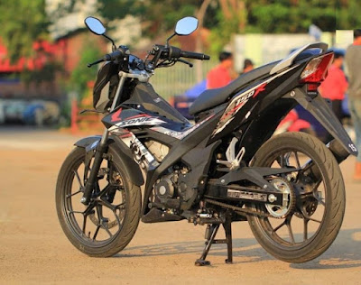 Spesifikasi dan Harga Motor Honda Terbaru Sonic 150R
