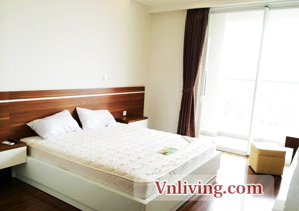 Brand new furniture apartment for lease in Thao Dien Pearl