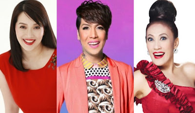 Vice Ganda, Kris Aquino and Ai Ai Delas Alas Play Fierce Rivals in 'Sisterakas'