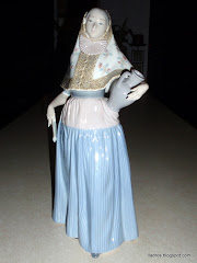 Lladro Lady From Majorca #5240