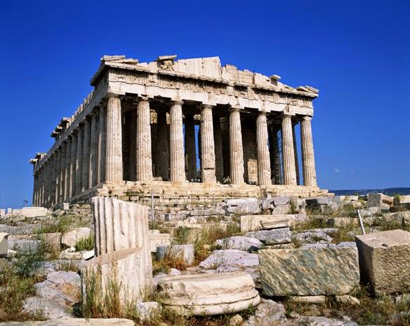 Historia de la cultura 2014 antigua grecia 3 polis for Cultura de la antigua grecia