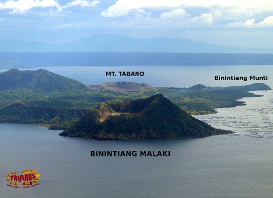taal volcano day tour