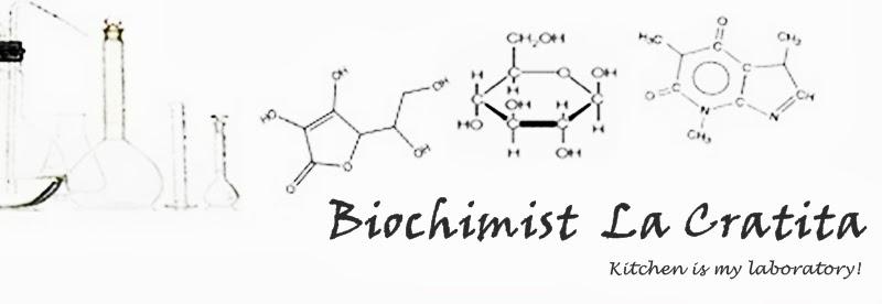 Biochimist La Cratita