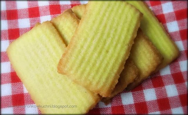 ciastka wyciskane, kruche ciasteczka, Fannie Farmer