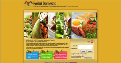 Pendaftaran Premis Makanan